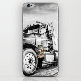 American Trucker iPhone Skin
