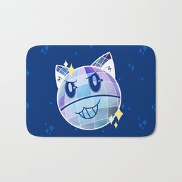 Dancing all Nyaight! Bath Mat