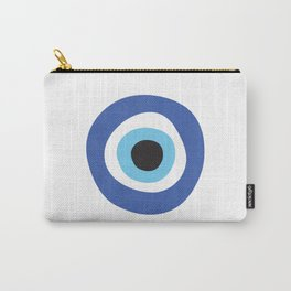 Evil Eye Symbol Carry-All Pouch
