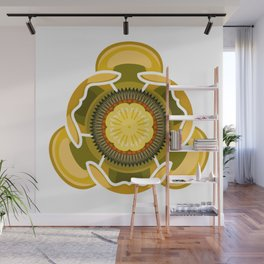 Indian Pond Lily Wall Mural