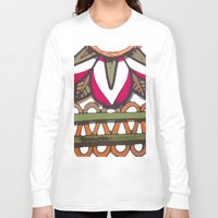 mexico Long Sleeve T-shirts featuring mexico by NAME THEGREY