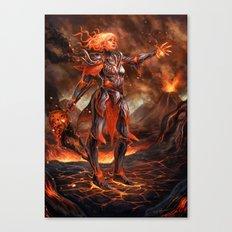 -Fire- Canvas Print