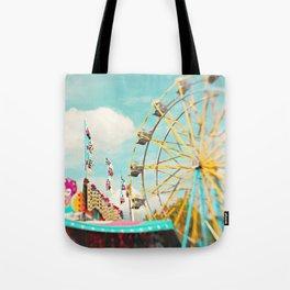 summer carnival fun Tote Bag