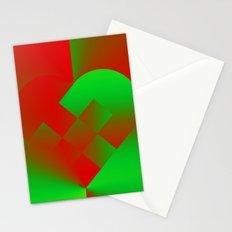 Danish Heart Holidays #61 Stationery Cards