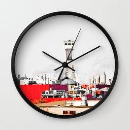 Hochelaga Wall Clock