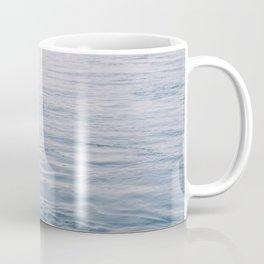 Blue water surface Coffee Mug