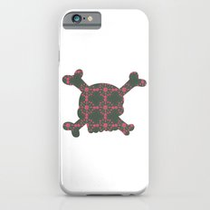 pattern with skull iPhone 6s Slim Case