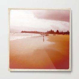 Sunburn Metal Print