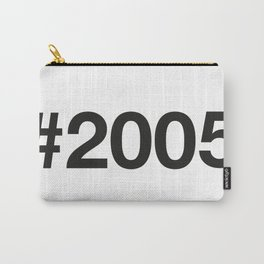 2005 Carry-All Pouch