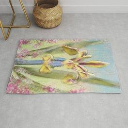 Pastel Iris Rug