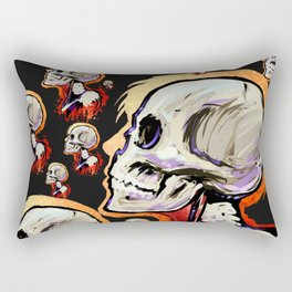 Bonehead 2 Rectangular Pillow