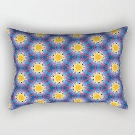 Graphic pattern seamless Rectangular Pillow