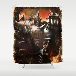League of Legends MORDEKAISER Shower Curtain