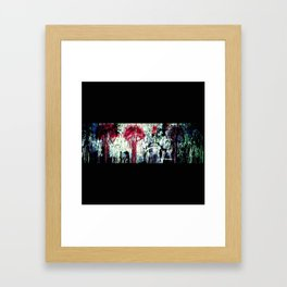I Did Not Believe Them ( Framed Art Print