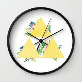 Tri a Little Tenderness Wall Clock