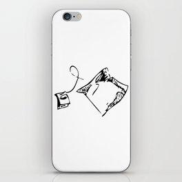 Teabag iPhone Skin