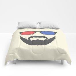 3D beard Comforters