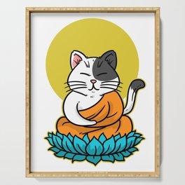 Buddhism Gift Religion Buddha Gautama Serving Tray