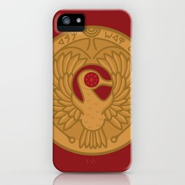 Headpiece of the Staff of Ra iPhone Case