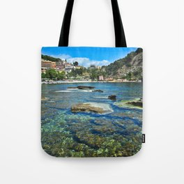 Taormina, Sicily I Tote Bag