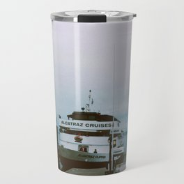 alcatraz blues Travel Mug