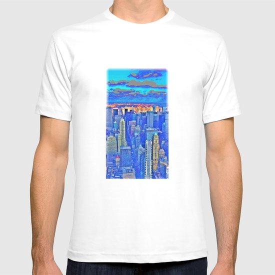 New York Blues T-shirt