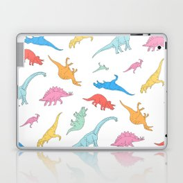 Dino Doodles Laptop & iPad Skin
