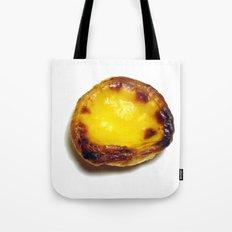 Portuguese custard tart Tote Bag