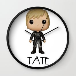 TATE LANGDON POP! Wall Clock
