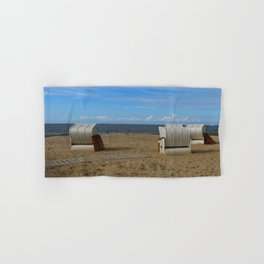 Beach Life in Autumn Hand & Bath Towel