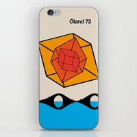 poland iPhone & iPod Skins featuring pOland 69 by Andrew James