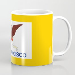 Flag of San Francisco Coffee Mug