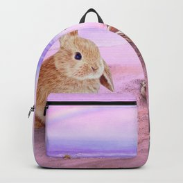 Iridescent Love Backpack