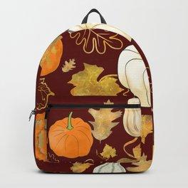 Rusty Autumn - Halloween Harvest Backpack