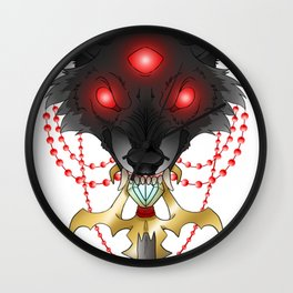 Sword Eater Wall Clock