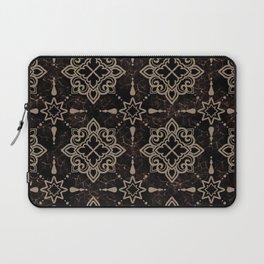 Black Royal Laptop Sleeve