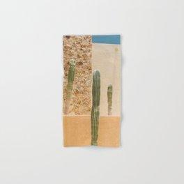 Abstract Cactus Hand & Bath Towel