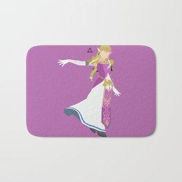 Princess Zelda(Smash)Skyward) Bath Mat