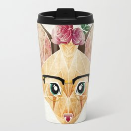miss cat  Travel Mug