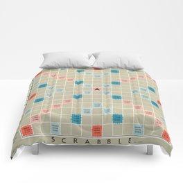 Scrabble Comforters