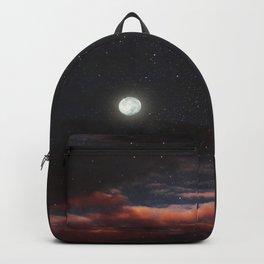 Dawn's moon Backpack