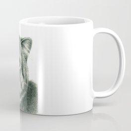 Shorthair Persan cat G088 Coffee Mug