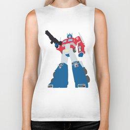 Transformers G1 - Optimus Prime Biker Tank