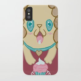 Birthday licks iPhone Case
