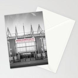 Riverside Stadium Stationery Cards