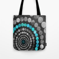 lord of the ring Tote Bags featuring Ring by Last Call