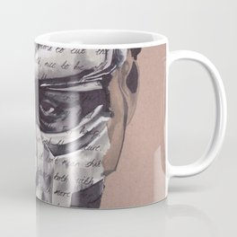 MF DOOM Portrait Coffee Mug