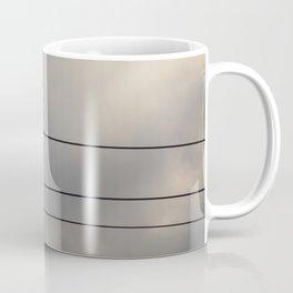 Forbearance of a Lonely Dove Coffee Mug