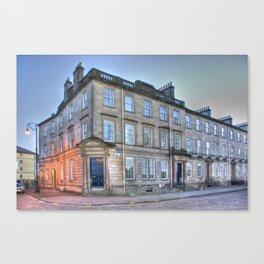 Carlton Street Glasgow  Canvas Print