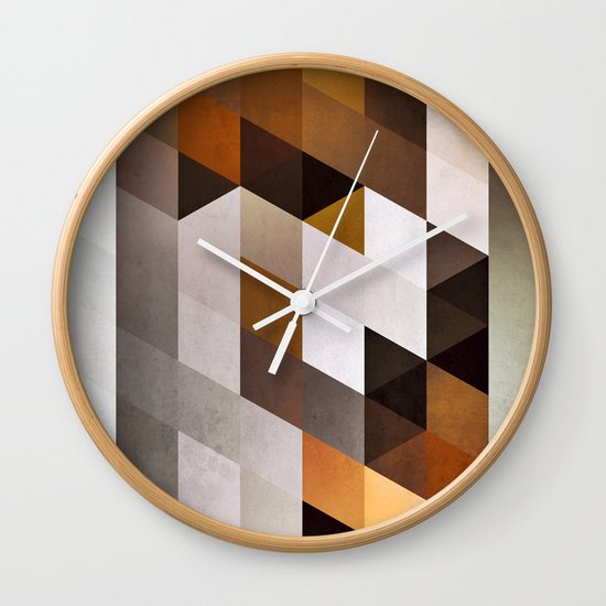 wwwd blxxx Wall Clock